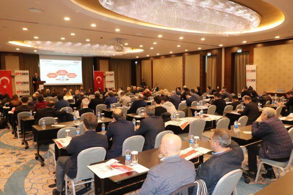 EPS Sanayi ve Paydaş Kurumları Samsun'da buluştu